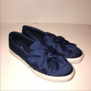 MIA Zoe Bow Slip On Sneakers